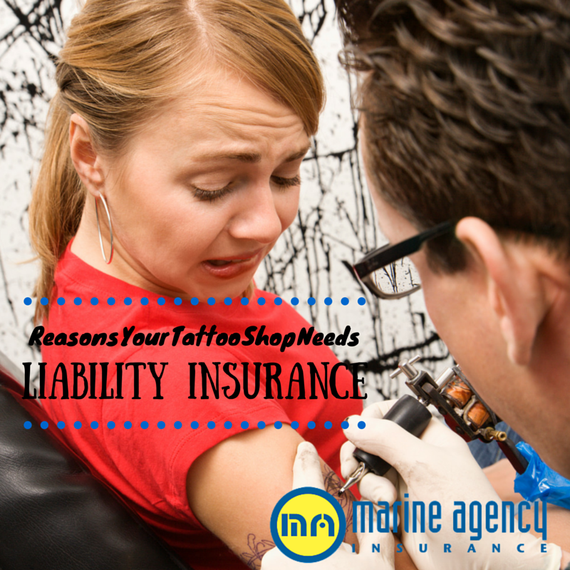 6 Trials and Tribulations of a Tattoo Shop without Insurance