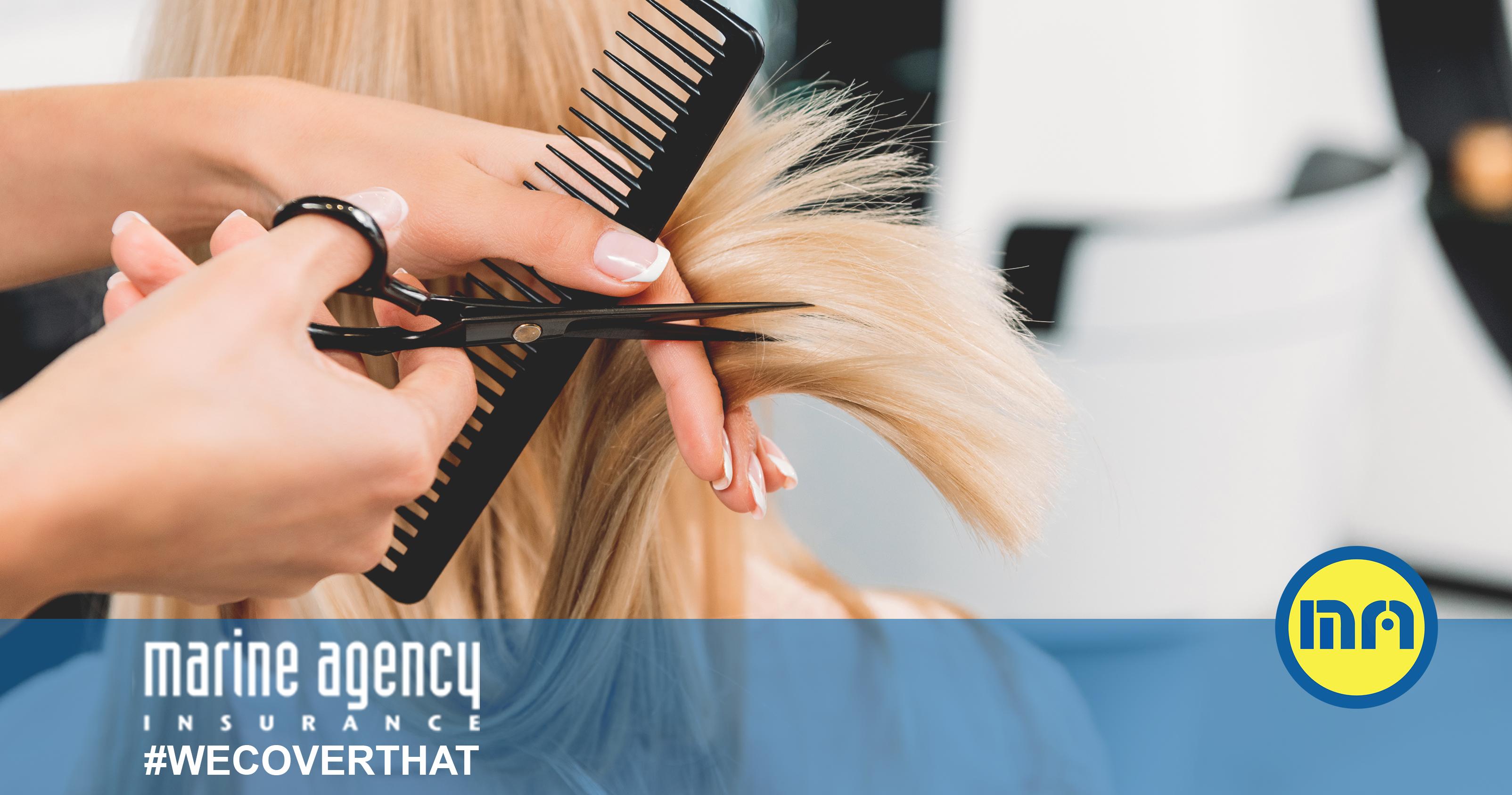 Lawsuit against a hair salon