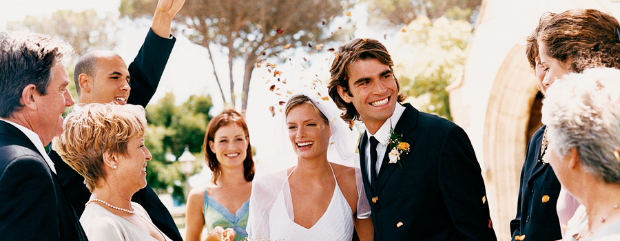Wedding Day Insurance: Wedding Day & Reception Coverage