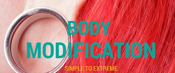 Types of Body Modification