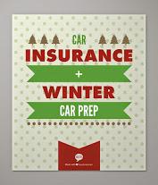 car insurance & winter car prep