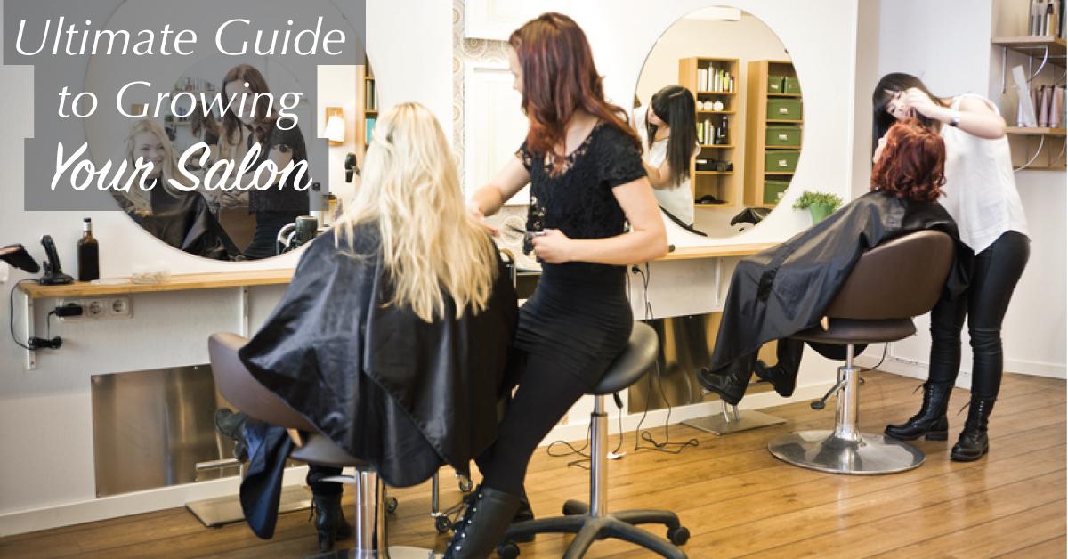 salon advertising ideas