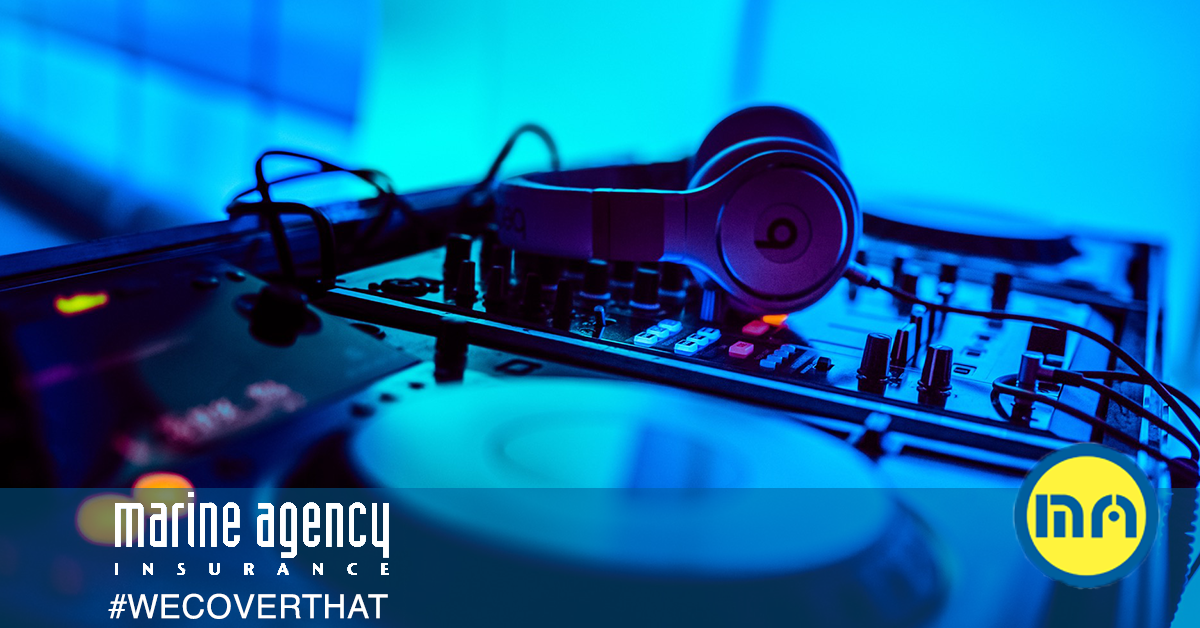 Do DJs Need Insurance?