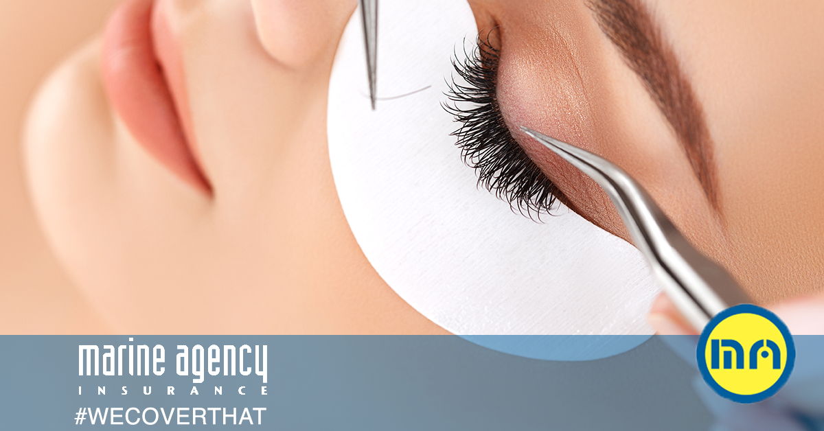 Eyelash Extension Insurance