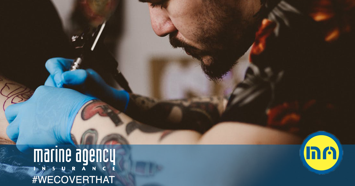 How to find the right professional for your child's first tattoo