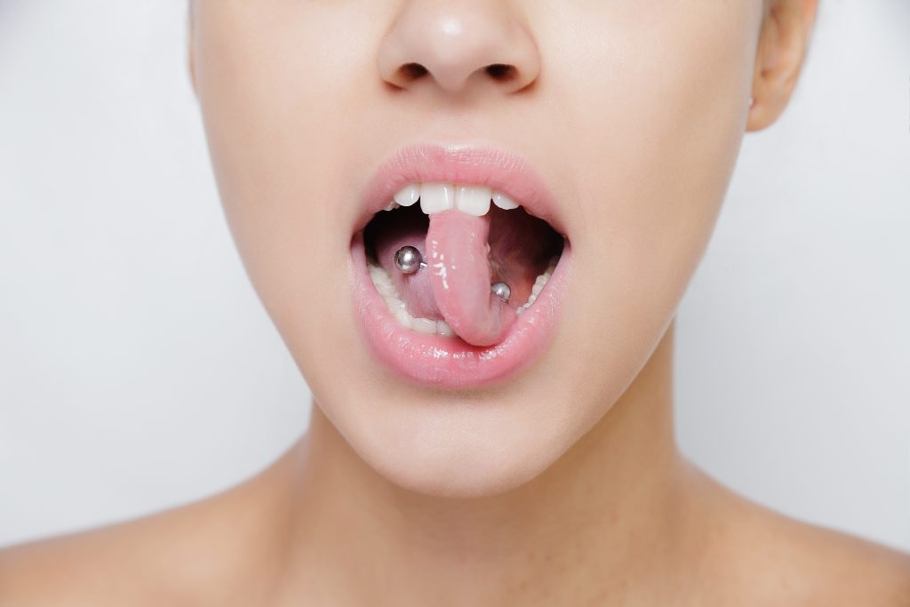 Tongue Piercing Nerve Damage