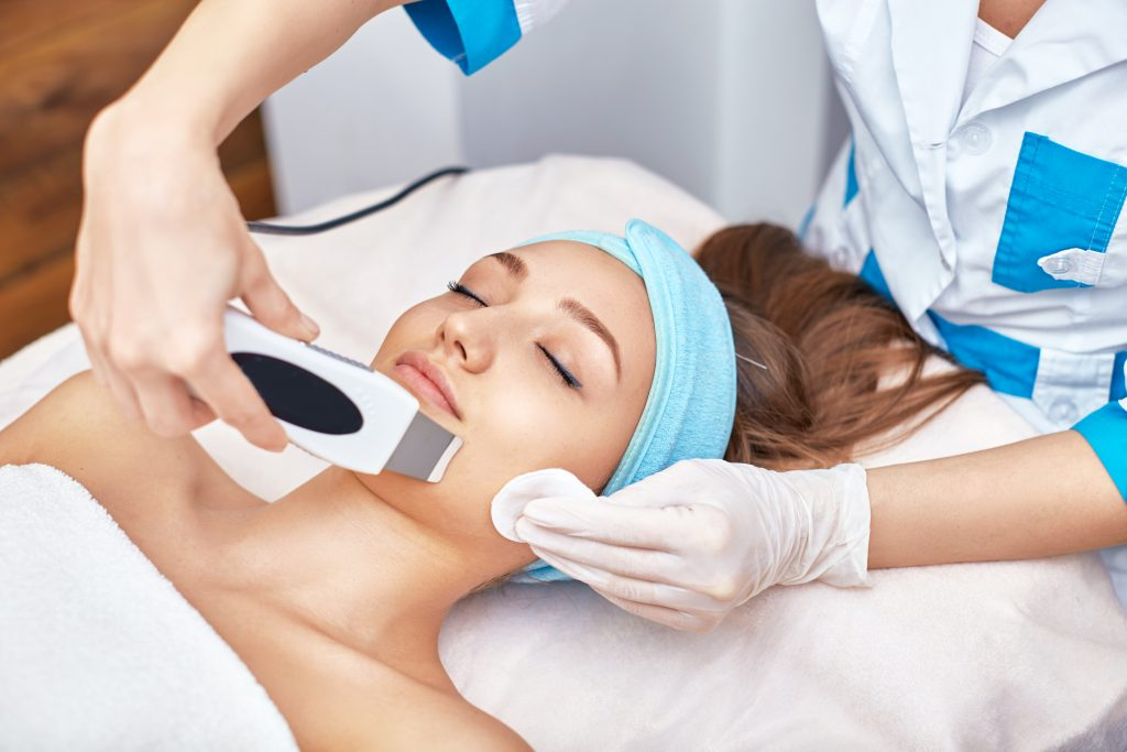 Medical Grade Facial Products | Marine Agency