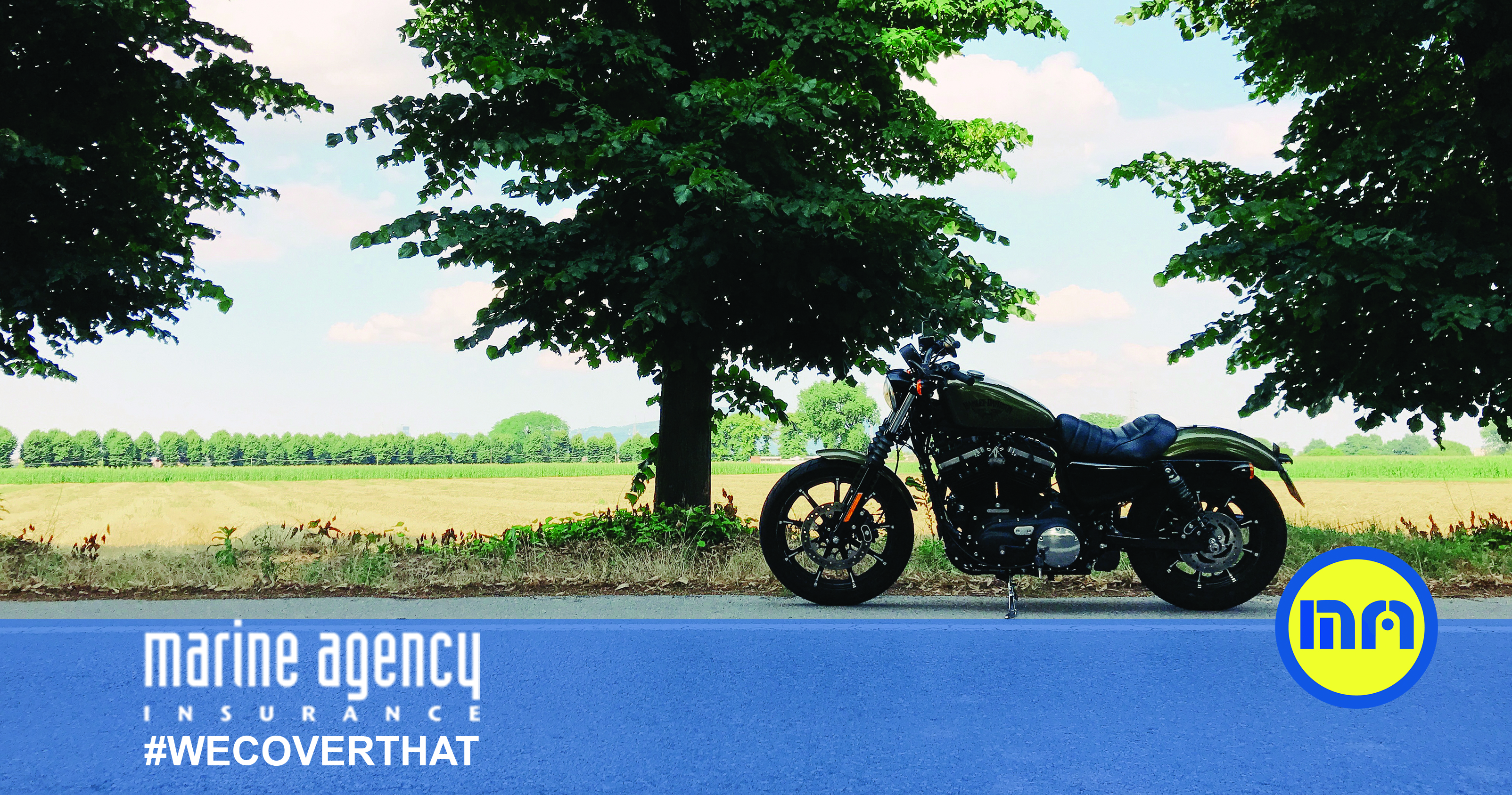 insurance for motorcycle | Marine Agency