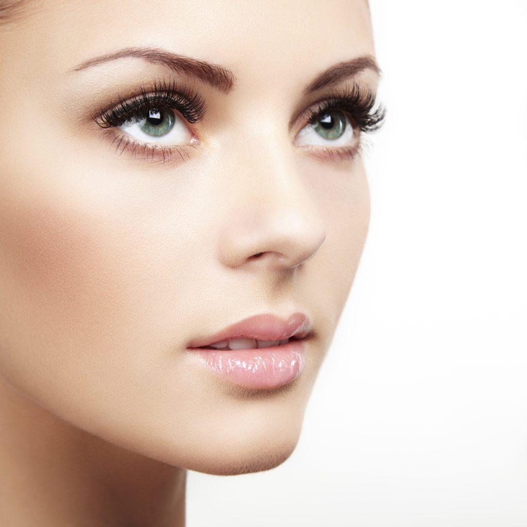 Eyelash beauty treatments