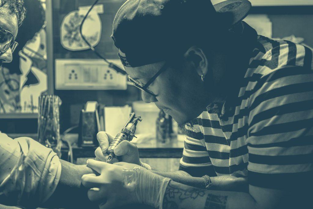 Lawsuit against tattoo artist