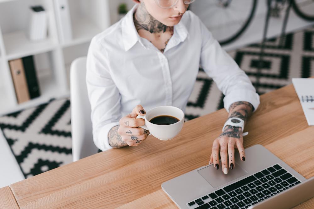 Tattoos in the workplace statistics, tattoos in the workplace law, tattoos in the workplace discrimination, tattoos in the workplace pros and cons