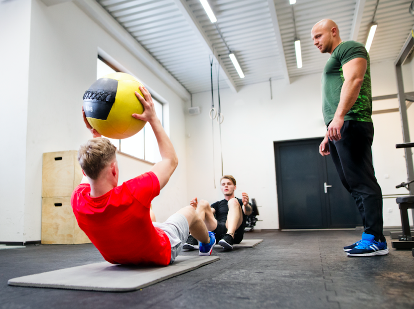 personal training course , what kind of insurance do I need as a personal trainer , personal trainer insurance , self-employed , waiver , form , Personal trainer career path