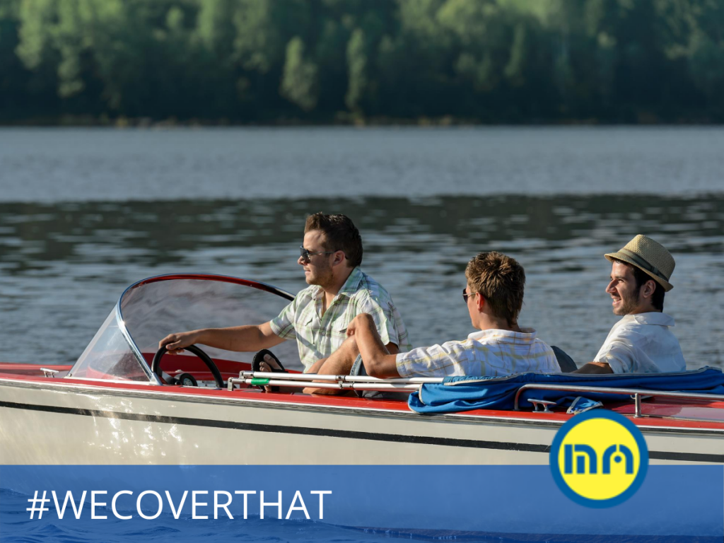 Boating during covid-19, best boat insurance, keep boating trip safe, social distancing when boating, safe boating during coronavirus, do you need boat insurance